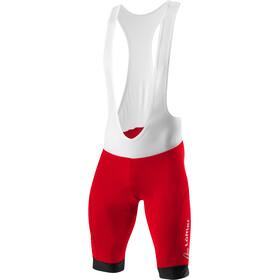 Löffler Hotbond Bib Shorts Men red